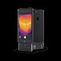 FLIR One Pro LT conectat la smartphone