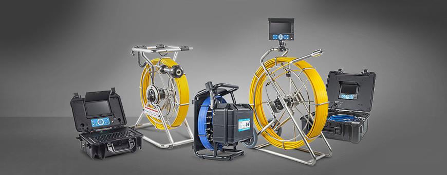 MeterLand | Investigatii video in zone greu accesibile, camere borescope