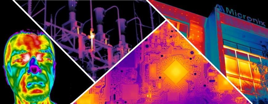 MeterLand   Camere termografice, scanere termale