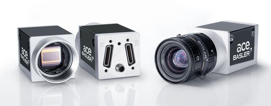 MeterLand | Camere video Machine Vision